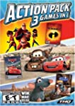 Disney Pixar Action Pack 3 Games in 1