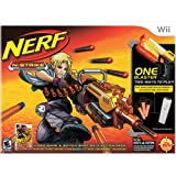 Nerf-N-Strike Bundle - Nintendo Wii ~ Electronic Arts