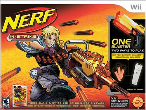 Nerf-N-Strike Bundle - Nintendo Wii