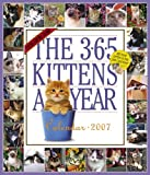 The 365 Kittens-A-Year Calendar 2007