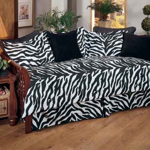 Black And White Zebra Bedding