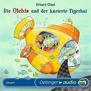 Die Olchis und der karierte Tigerhai Hörspiel