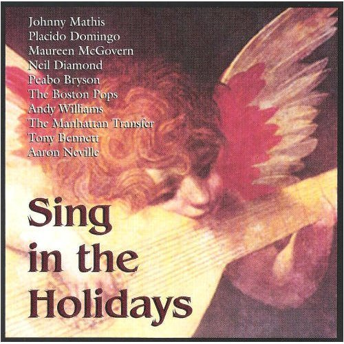 10 Track Christmas Cd: Let It Snow! (Johnny Mathis) / Cantique De Noel (O Holy Night) (Placido Domingo, Vienna Symphony Orchestra, Lee Holdridge) / Toyland (Maureen Mcgovern) / Silver Bells (Neil Diamond) / Silent Night (Peabo Bryson) / Sleigh Ride (Boston Pos Orchestra, John Williams) / Hark! The Herald Angels Sing (Andy Williams) / It Came Upon a Midnight Clear (Manhattan Transfer) / Santa Claus Is Coming to Town (Tony Bennett, Robert Farnon) / the Christmas Song (Chestnuts Roasting on an Open Fire) (Aaron Neville)
