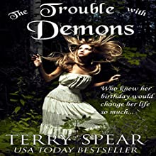The Trouble with Demons: Demon Guardian, Book 1 (       UNABRIDGED) by Terry Spear Narrated by Elizabeth Phillips