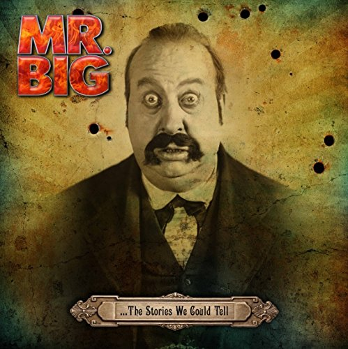 Mr. Big-The Stories We Could Tell-CD-FLAC-2014-FORSAKEN Download