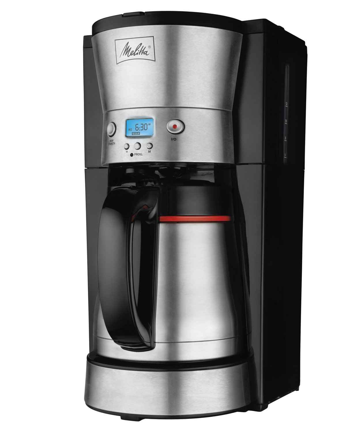 Melitta 46894 10-Cup Thermal Coffeemaker with Standard Packaging