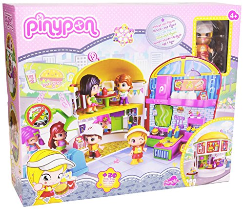 Pinypon - Playset Burger (Famosa 700012063)