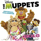 Official The Muppets 2016 Square Wall Calendar
