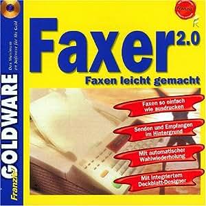 Faxer 2.0. CD- ROM für Windows 95/98. Faxen leicht gemacht