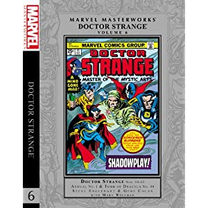 Marvel Masterworks: Doctor Strange - Volume 6 Steve Englehart, Marv Wolfman, P. Craig Russell and Gene Colan