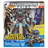 Sharkticon Megatron Transformers Prime Beast Hunters #006 Voyager Class Action Figure