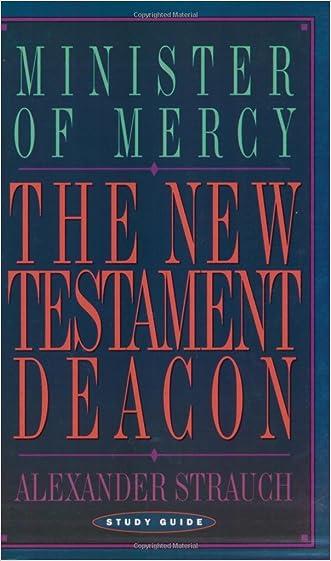 The New Testament Deacon (Study Guide)