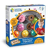 Learning-Resources-Smart-Snacks-Shape-Sorting-Cupcakes