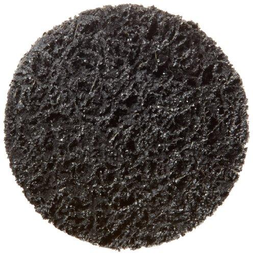 Silicon Carbide Fibers : Norton bear tex rapid strip nonwoven abrasive disc