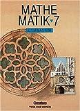 Mathematik, Klasse 7, EURO, Lehrbuch, Ausgabe Gymnasium (3060007357) by Schulz, Wolfgang