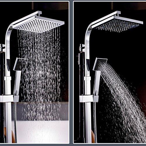 Regendusche grohe verschiedene design inspiration und intere - Colonne de douche moderne ...