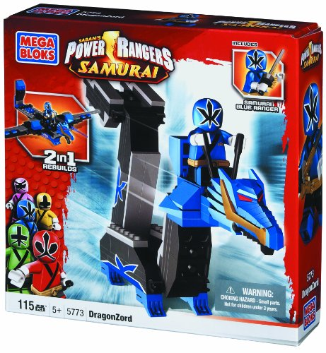 Power Rangers Azul Zord