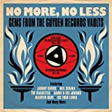 No More, No Less: Gems From The Guyden Records Vaults 1954-1962 [Double CD]