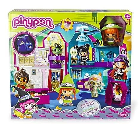 Pinypon - 700011168 - Mini-poupée - La Maison Hantée