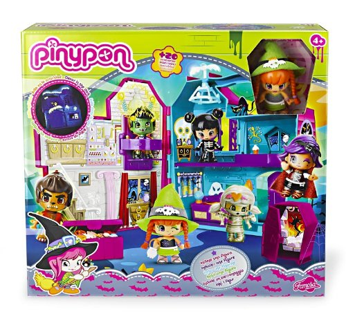PinyPon - Casa de Pinymonsters (Famosa 700011168)