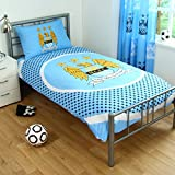 Manchester City FC Rev Single Duvet