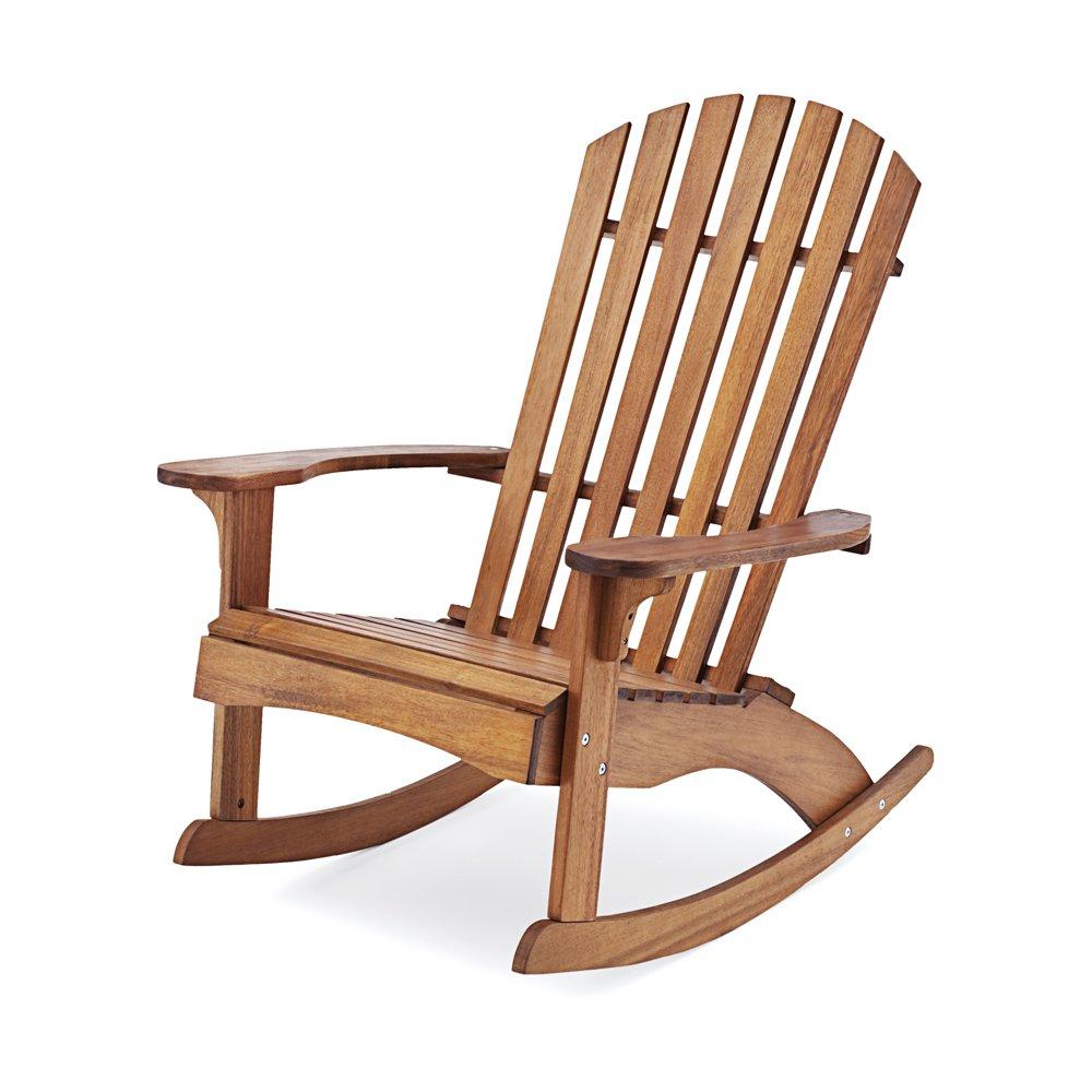 Belardo garten schaukelstuhl akazienholz ge lt jetzt kaufen for Garten schaukelstuhl
