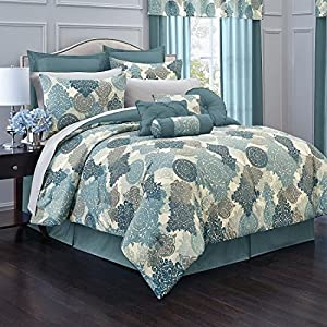 Brylanehome Jada 20-Pc. Total Room Set