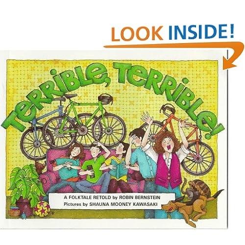 Terrible, Terrible!: A Retold Folktale (Carolrhoda Picture Books)