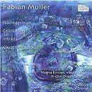 Nachtgesange Songs for Mezzo-Soprano & Orchestra