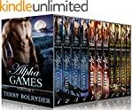 Ultimate Alpha Boxed Set: A BBW and W...