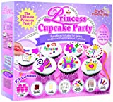Brand Castle Crafty Cooking Princess Cupcake Deluxe Kit, 9 Ounce Box
