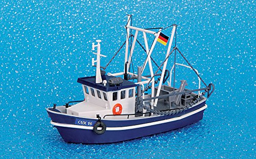 HO Scale Shrimp Boat CUX 16 (Model Shrimp Boat compare prices)