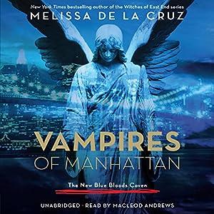 Vampires of Manhattan Hörbuch