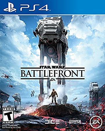 Star Wars: Battlefront - PlayStation 4 [Digital Code]