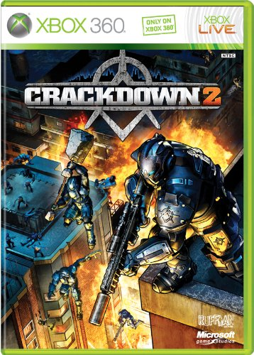 Microsoft Crackdown 2  PAL Version