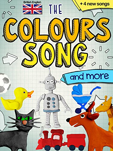 The Colours Song and More (British)