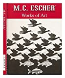 img - for M.C. Escher : works of art book / textbook / text book