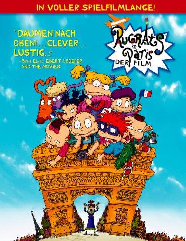Rugrats in Paris - Der Film [VHS]