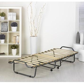Letto per ospiti colonia veraflex brandina con materasso incluso 90 x 200 cm letto - Letto con materasso incluso ...