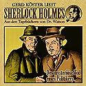Der mysteriöse Tod eines Politikers (Sherlock Holmes: Aus den Tagebüchern von Dr. Watson) Hörbuch von Gunter Arentzen Gesprochen von: Gerd Köster