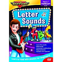 Letter Sounds: Phonics for Beginners