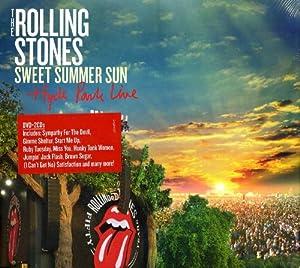 Sweet Summer Sun / Hyde Park Live (2 CD + DVD - boitier CD)