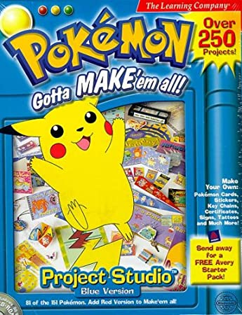 Pokemon Project Studio Blue