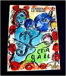 Derriere le miroir no 198 chagall maeght editeur for Chagall derriere le miroir
