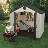 Lifetime 6418 Outdoor Storage Shed, 8 by 5 Feet