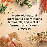 Rachael Ray Nutrish Natural Dry Dog Food, Chicken & Veggies Recipe, 28 lbs