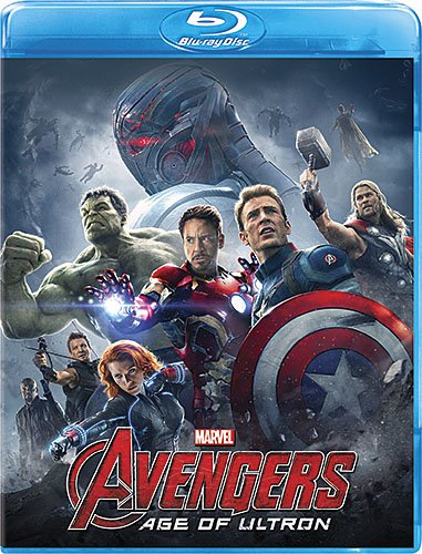 Marvel's Avengers: Age of Ultron [Blu-ray] (Marvel Blu Ray compare prices)