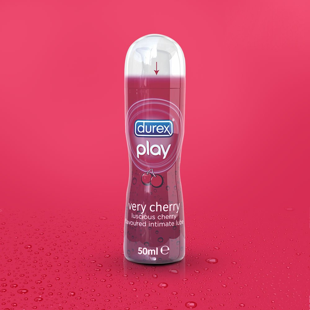 Durex Play Cherry 50ml: Amazon.in: Health & Personal Care