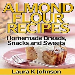 Almond Flour Recipes Audiobook