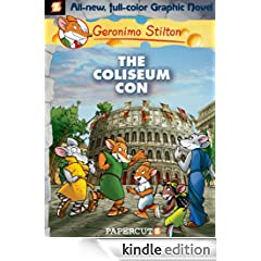 Geronimo Stilton #3: The Coliseum Con (Geronimo Stilton Graphic Novels)